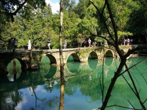 小七孔景区-七孔桥